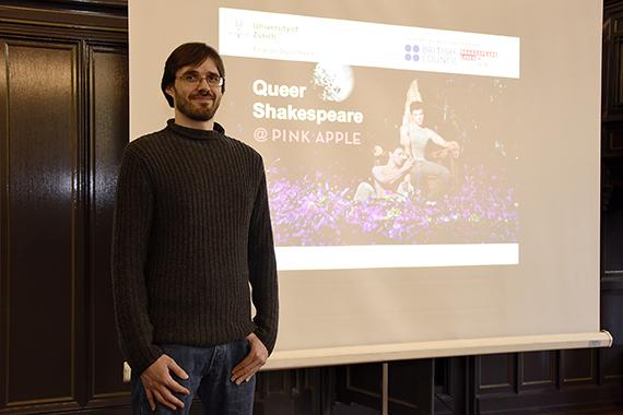 Queer Shakespeare Vortrag