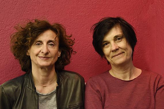 Catherine Corsini & Elisabeth Perez
