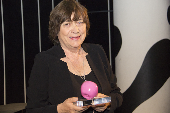 Pink Apple Festival Award für Léa Pool
